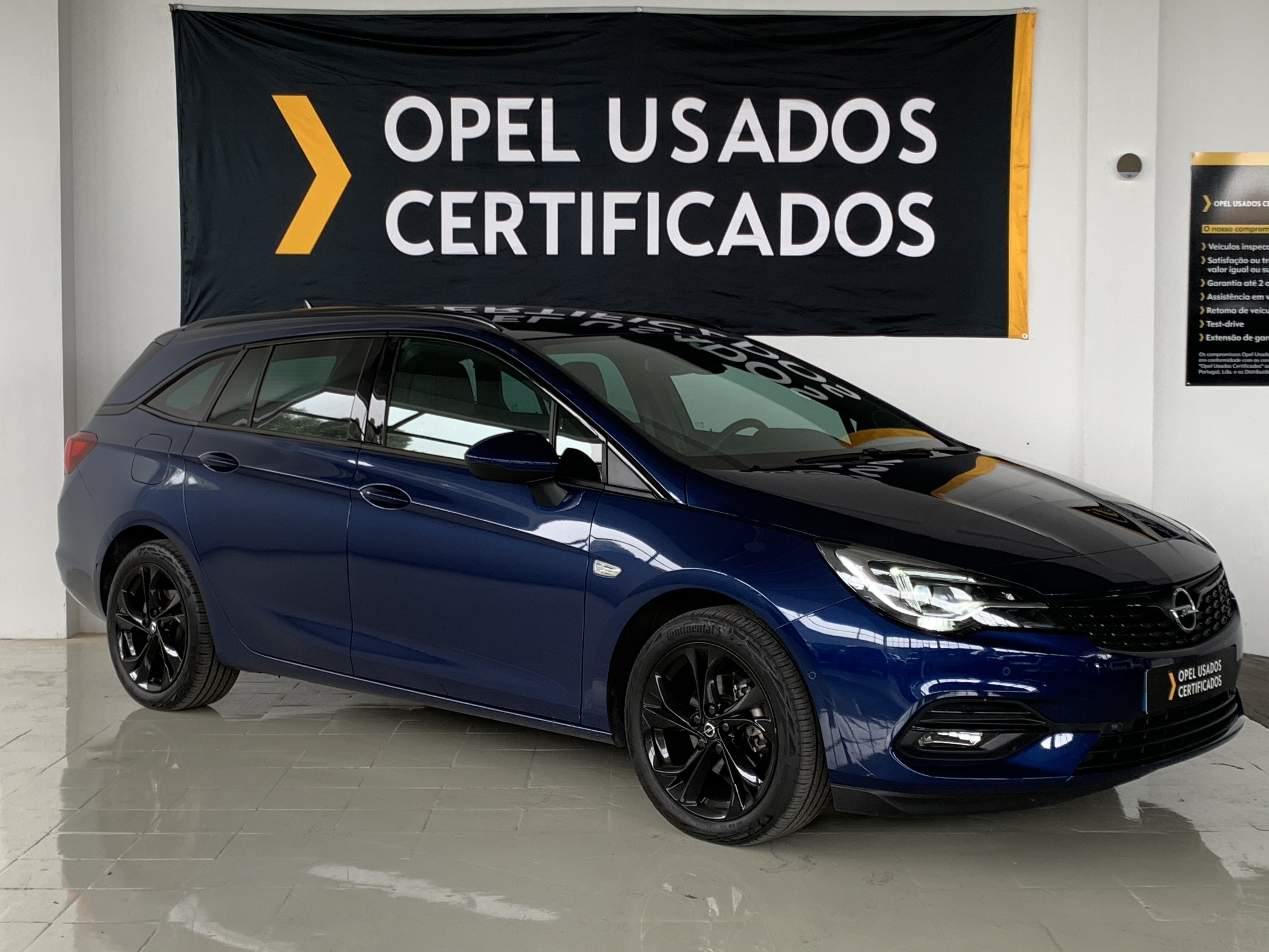 Opel Astra Sports Tourer 1.5 D ULTIMATE 122 CV