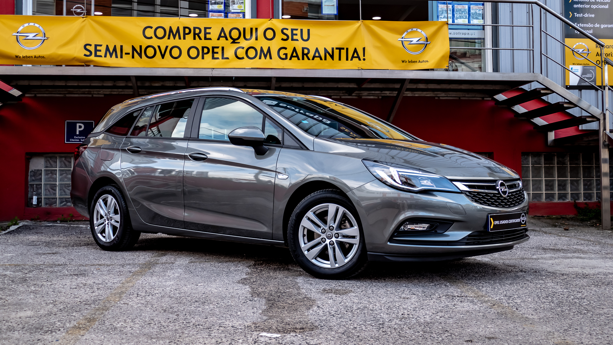 Opel ASTRA 1.6 CDTi Sports Tourer 1.6 CDTI ACTIVE 2018